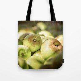 Green Jewels Tote Bag