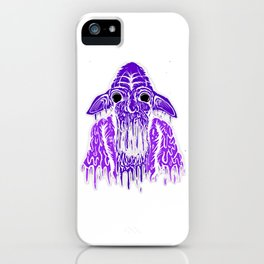 Melted Mutant - 1 iPhone Case