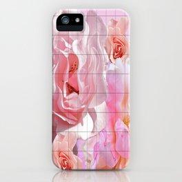 Garden Grid iPhone Case