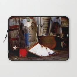The Cowboy Boot Laptop Sleeve
