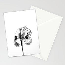 Desert Iris Stationery Cards