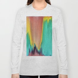 Pixel Sorting 121 Long Sleeve T-shirt