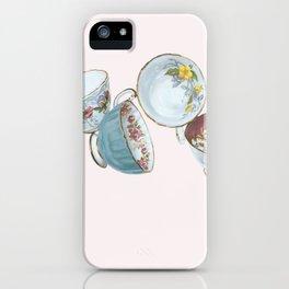 Dancing Queens in Pink iPhone Case