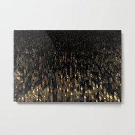 golden yard Metal Print