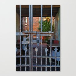 One Last Great Wickedness- vertical Canvas Print