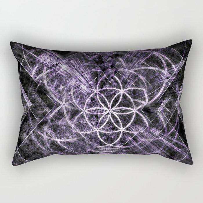 More Than Meets The Eye Rectangular Pillow
