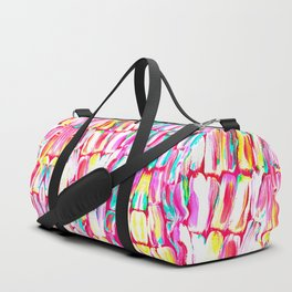 Pink Party Sugarcane Duffle Bag