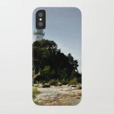 Cana Island Light Slim Case iPhone X