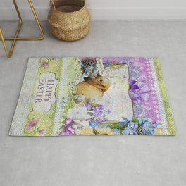 Easter Time Rug