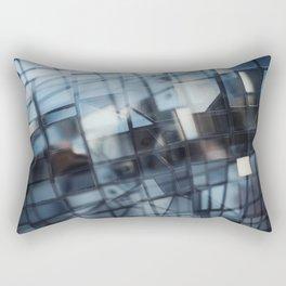 Scattered Light Rectangular Pillow
