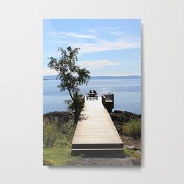 Oslo II Metal Print