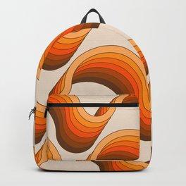 Golden Ribbons Backpack