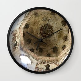 Dome Celing Wall Clock