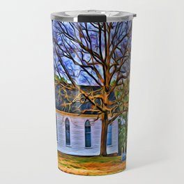Church in the Wildwood Travel Mug