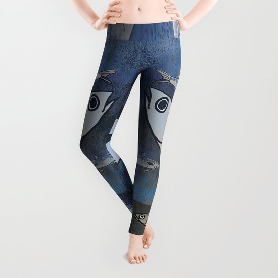 Tuna Fish and Others Leggings