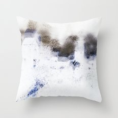 Visby Ringwall, Gotland Throw Pillow