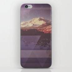 Mt. Shasta iPhone & iPod Skin