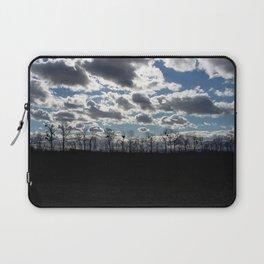 Cloudy Evening Laptop Sleeve