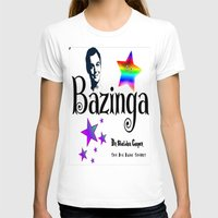 humor T-shirts featuring Sheldon Humor by GrOoVy Photo Art