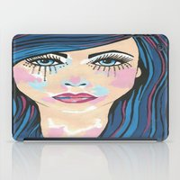 indigo iPad Cases featuring Indigo by Sartoris ART