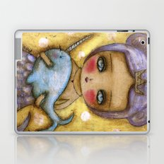 Narwhal Love Laptop & iPad Skin