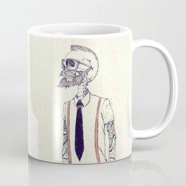 The Gentleman becomes a Hipster  Coffee Mug