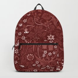 "William Morris ""Blackthorn"" 8. Backpack"