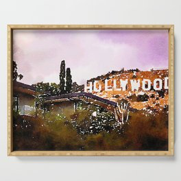 Hollywood Serving Tray