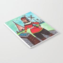 Windjammer Notebook