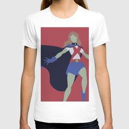 Miss Martian Minimalism T-shirt