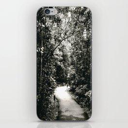 scenic route iPhone Skin