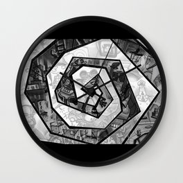 Past the madness... Wall Clock