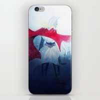 thor iPhone & iPod Skins featuring Thor by enerjax