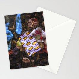 Hubba Bubba Bubblegum Alley San Luis Obispo Stationery Cards