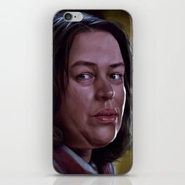 Annie Wilkes - Misery fanart iPhone Skin