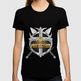 In Gods Protection T-shirt