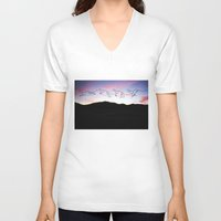 cycle V-neck T-shirts featuring Cycle by Renaissance Youth