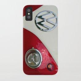 T2 Split Screen Dub iPhone Case