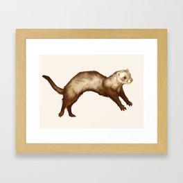 Bounce! Framed Art Print