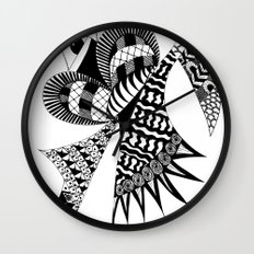 Ubiquitous Bird Wall Clock