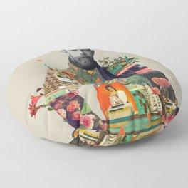 Fade No More Floor Pillow