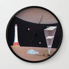 Colony Wall Clock