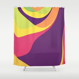 Cosmic Laugther Shower Curtain