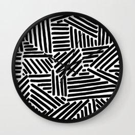the Minimalist Wall Clock