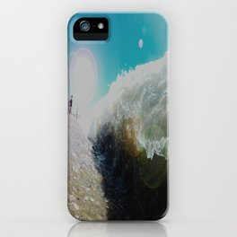 Sand Sucker iPhone Case
