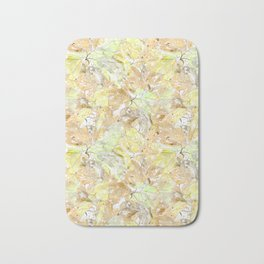 Early autumn in watercolor. Bath Mat