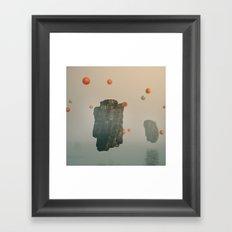 Day 0232 /// Travelstone Framed Art Print