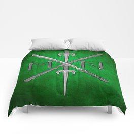 Weapons Down - TMNT Comforters