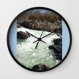 Great Falls National Park Wall Clock