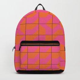 DS OrangeRed GROUP Backpack